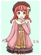 かえでちゃん(冬服)