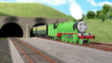 【MMDきかんしゃトーマス】ヘンリーのトンネルステージ【配布あり】