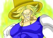 伝説の超サイヤ土着神