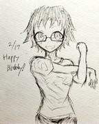 まひろちゃん誕生日おめでとう!