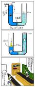 圧力Pを加えられるセルリアン