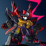 超電動チェンジ!ブラックオックス!!