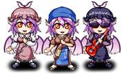 ミスティア三姉妹