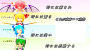 【第11回東方ニコ童祭カウントダウンツイート企画】東方ニコ童祭