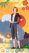 草薙京(1994~1998)修正版