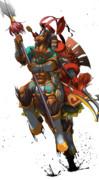 呂布奉先&赤兎馬