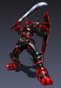 【MMD】ミレニアム黒騎士