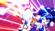 【ウナ、きりたん、ついなちゃん】ょぅι゛ょ奏光撃!【MMD VOICEROID】