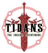 続・小鳥さんのGM奮闘記支援「ティダーンズ」ロゴマーク