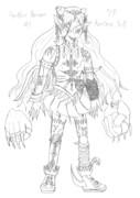 アナザープリキュア 第1号 【アナザーエール】