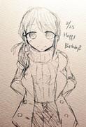 みゆさん誕生日おめでとうございます!