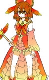 魔法少女と化したKNN姉貴