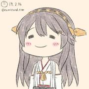 榛名 艦これワンドロ 190226