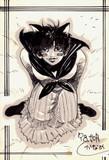 猫耳女子高生