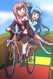 私をゲレンデに連れてって ~葵ちゃんの乙女乗り練習atマッドマウンテン~