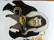 【模写】クロコ社長【ワンピース】