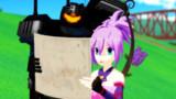 【MMD企画参加】双剣の騎士ジェスタとライラックの旅【フラワーナイトの日常】