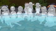 カルデア石像温泉
