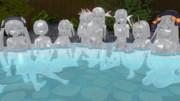カルデア裸婦像温泉
