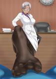 メガネ秘書