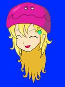 笑うパップラドン娘