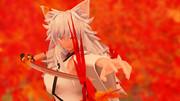 紅の一閃【 #第2期MMD剣王戦 】