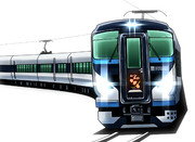 E257系新塗装