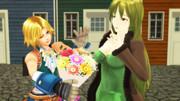 【Fate/MMD】時空を越えて【FFMMD】