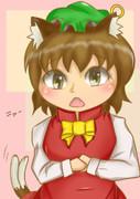 ワンドロ橙ちゃん