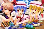 【レミフラ!】和菓子で のんびり…♪
