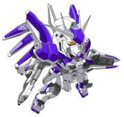 Hi-νガンダム(紫)