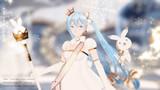 SN式 No.6 Snow Miku 2019【モデル配布】