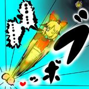 桃ロケット上海人形