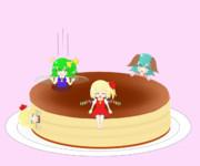 チーズケーキの夢1