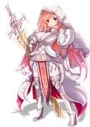 聖騎士<パラディン>ちゃん