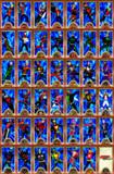 雑誌付録風MMD仮面ライダーカード:追加版