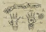 サイボーグの腕