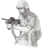 続戦国自衛隊 島二尉