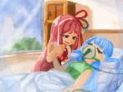 茜「大変や葵があと99秒で死ぬ…! 何かゲームを実況してあげんと…!」