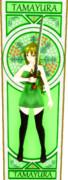 【Fate/MMD】玉響、六導玲霞のカード3(カラー)