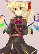 軍服ふらんちゃん