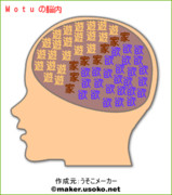 Motuの脳内