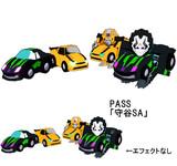 【MMDモデル配布】ナエティマス式Qバンブルビー&Qロックダウン【1.01更新】