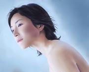 広末涼子(写真模写)