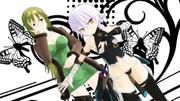 【Fate/MMD】戦う黒殺親子