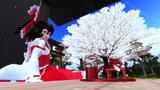 【東方ニコ楽祭・花見】獨りの花見