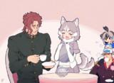 イエイヌ with friends