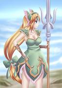 ローラントの王女