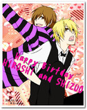 Happy Birthday HIROSHI & SHIZUO