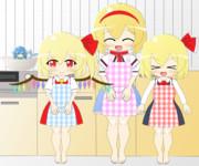 アリスのお料理教室